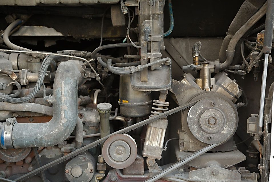 Truck and Trailer Maintenance